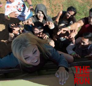 The Zombie Run - Hire Mike Brennan